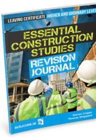 Essential Construction Studies Revision Journal (Leaving Certificate Workbook)