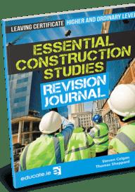 Essential Construction Studies Revision Journal (Leaving Certificate Workbook)