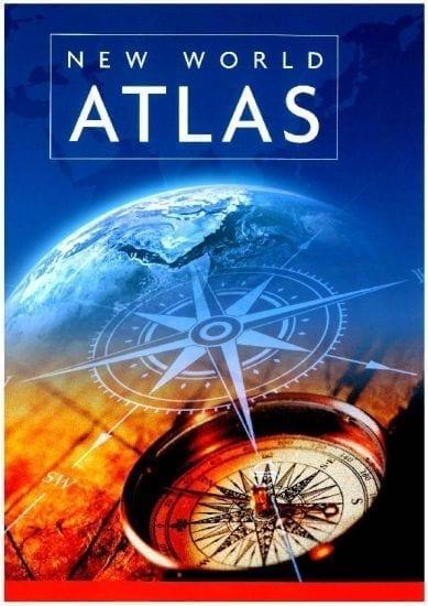 New World Atlas - Edco