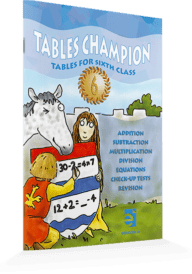 Tables Champion 6th Class