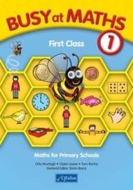 Busy At Maths 1 – First Class