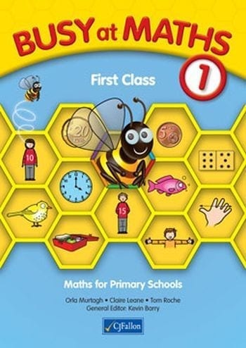 Busy At Maths 1 – First Class