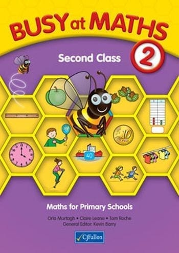Busy At Maths 2 – Second Class