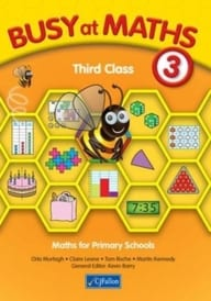 Busy At Maths 3 – Third Class
