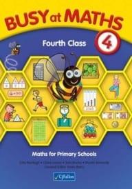 Busy At Maths 4 – Fourth Class