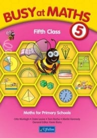 Busy At Maths 5 – Fifth Class