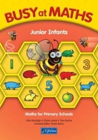 Busy At Maths – Junior Infants