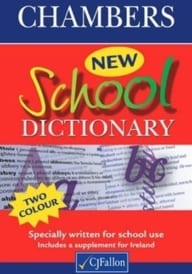 Chambers New School Dictionary