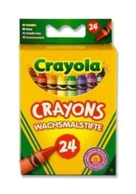 Crayons 24 Pack