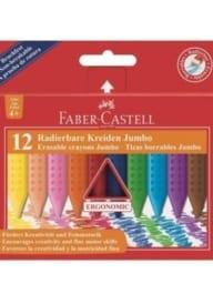 Jumbo Erasable Crayons