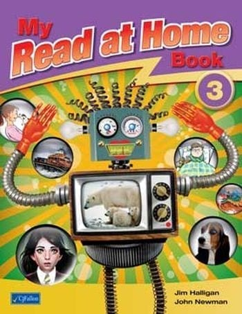 My Read at Home Book 3