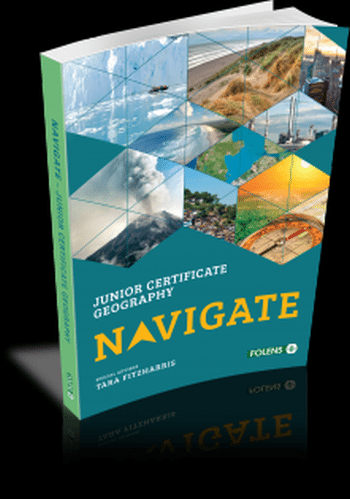 Navigate JC Geography Textbook