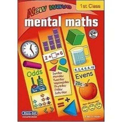 New Wave Mental Maths 1st class