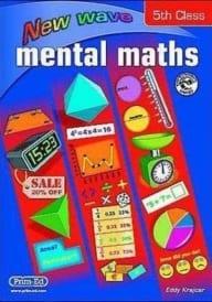 New Wave Mental Maths 5th class