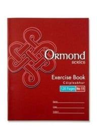 Ormond 120 page