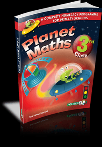 Planet Maths 3rd Class Textbook