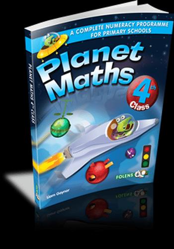 Planet Maths 4th Class Textbook