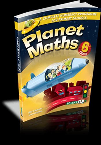 Planet Maths 6th Class Textbook