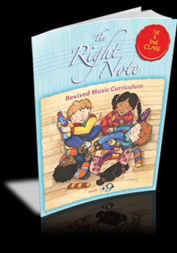 The Right Note 1st-2nd Class