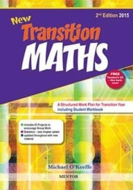 Transition Maths – 2nd Edition