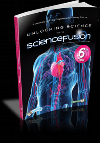 Unlocking Science Fusion 6th Class
