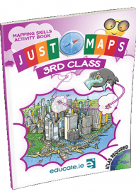Just Maps 3rd Class