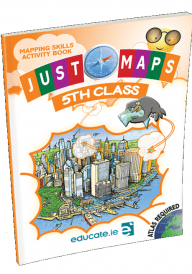 Just Maps 5th Class