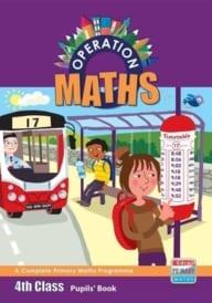 Operation Maths 4th Class – Pupils' Book