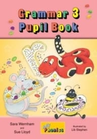 Jolly Phonics Grammar Book 3