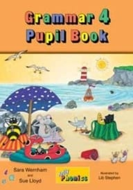 Jolly Phonics Grammar Book 4