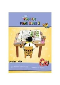 Jolly Phonics Pupils Book 2