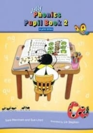 Jolly Phonics Pupils Book 2 – Print