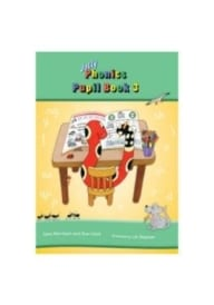 Jolly Phonics Pupils Book 3