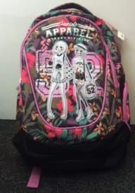 Apparel Backpack