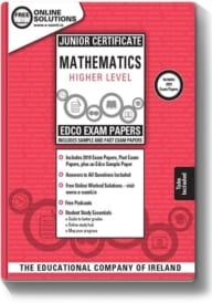 Higher Level Mathematics Junior Certificate Exam Papers