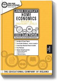 Home Economics Higher & Ordinary Level Junior Cert (incl 2019)
