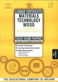 Junior Certificate Materials Technology Wood Exam Papers