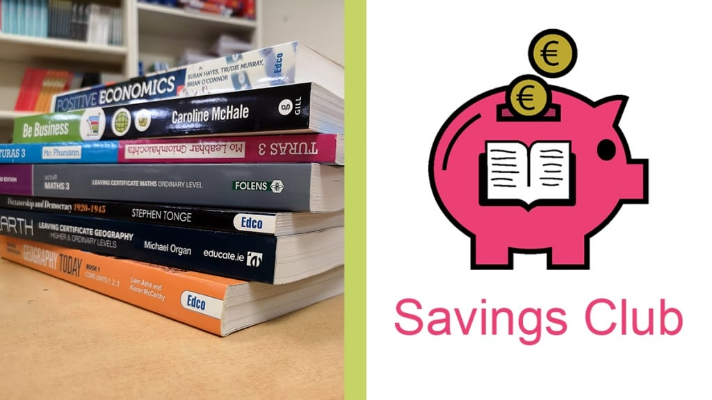 TonyClarke School Books Savings Club