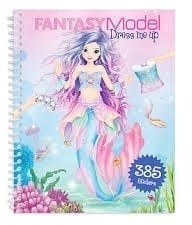 Fantasy Model Dress Me Up