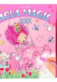 Princess Mimi Aqua Magic Book_