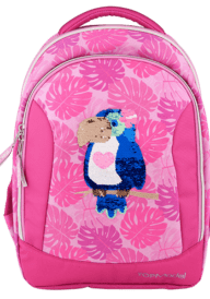 Top Model School Backpack Sequins