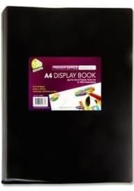 100 Pocket Display Book