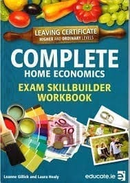 Complete Home Economics - Exam Skillbuilder Workbook