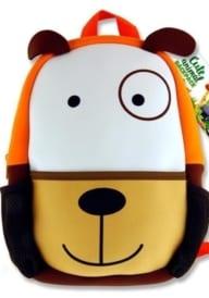 Emotionery Neoprene Cute Animal Junior Backpack - Dog