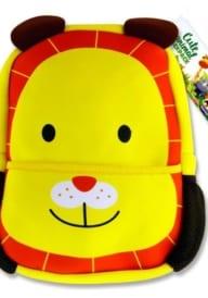Emotionery Neoprene Cute Animal Junior Backpack - Lion
