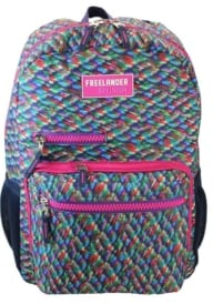 Freelander Girls Digi Tec Backpack