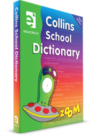Educate.ie Collins School Dictionary