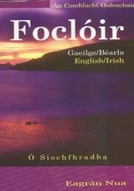 Focloír-Eagran-Nua