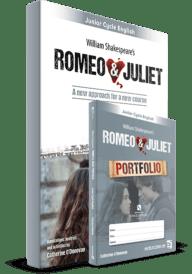 Romeo & Juliet + FREE Portfolio Book