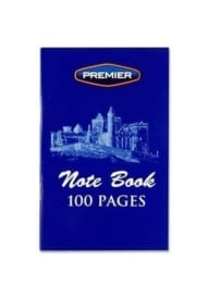 100 Page Notebook